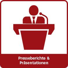Presseberichte & Präsentationen