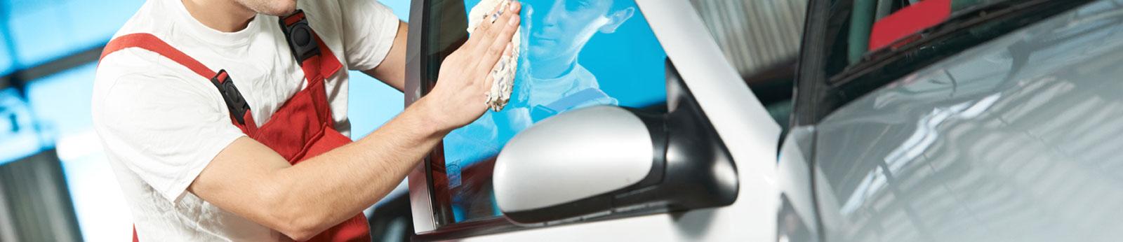 Reinigungstücher für die Automobilbranche