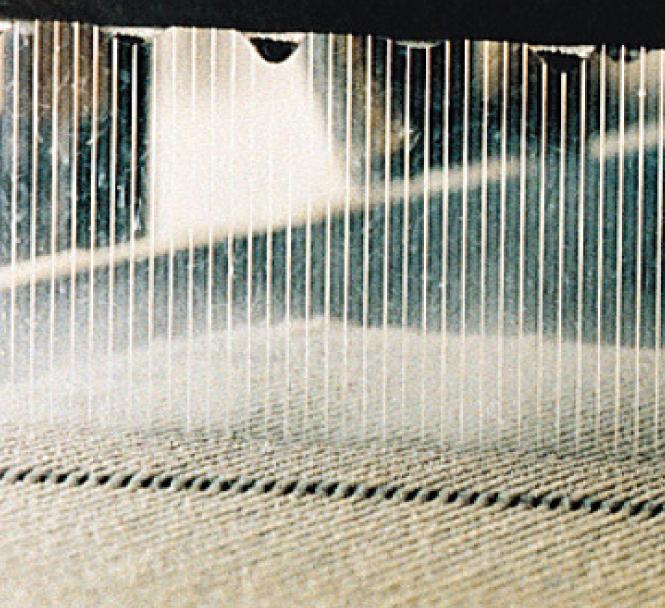Wasserstrahlen Sontara Verfahren