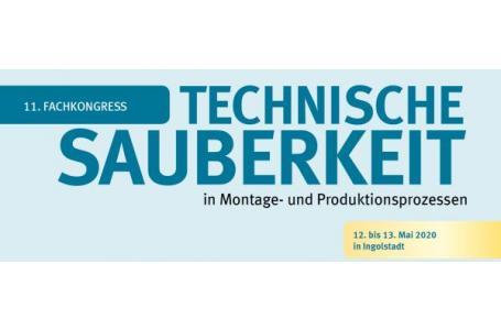 Technologietage: 11. Fachkongress Technische Sauberkeit
